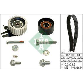 INA Timing Belt Set 530 0624 10