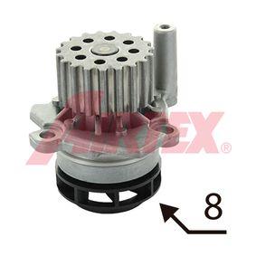 Wasserpumpe AIRTEX Art.No - 1992 OEM: 03L121011C für VW, AUDI, SKODA, SEAT, ALFA ROMEO kaufen