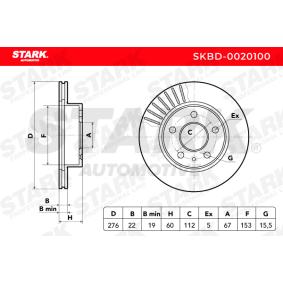 STARK SKBD-0020100