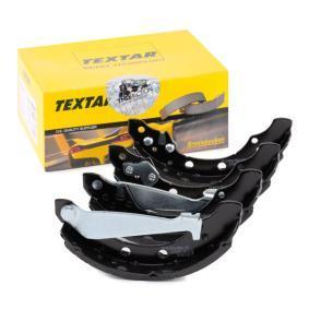 1H0609525 für VW, AUDI, SKODA, SEAT, Bremsbackensatz TEXTAR (91044700) Online-Shop