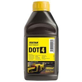 25 Хечбек (RF) TEXTAR Спирачна течност 95002400