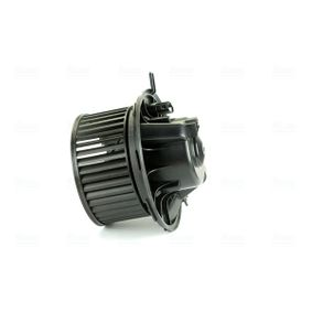 Interior Blower NISSENS Art.No - 87034 OEM: 1K1819015D for VW, AUDI, VOLVO, SKODA, SEAT buy