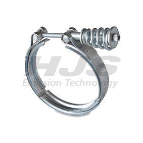 Rohrverbinder, Abgasanlage HJS Art.No - 83 12 1840 OEM: 18307806413 für BMW kaufen