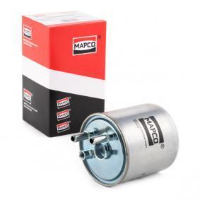 TWINGO II (CN0_) MAPCO Dieselfilter 63027