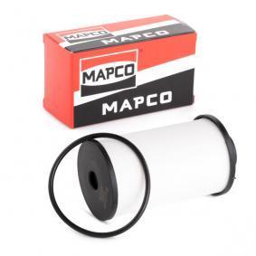 MAPCO Комплект хидравличен филтър, автоматична предавателна кутия 69003
