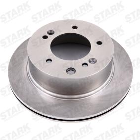 Bremsscheibe STARK Art.No - SKBD-0020362 kaufen