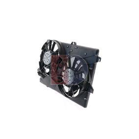Kühlerventilator 098114N AKS DASIS