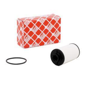 Golf V Хечбек (1K1) FEBI BILSTEIN Комплект хидравличен филтър, автоматична предавателна кутия 44176