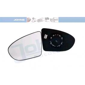 Spiegelglas, Außenspiegel JOHNS Art.No - 27 47 37-81 OEM: 96366JD01B für NISSAN kaufen