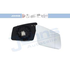 JOHNS 50 04 38-85 Spiegelglas, Außenspiegel OEM - 2128102521 MERCEDES-BENZ günstig