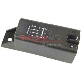 METZGER Glühzeitsteuergerät 0884008