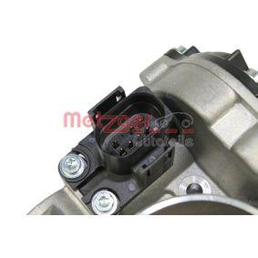 METZGER Drosselklappenstutzen 06A133064J für VW, AUDI, SKODA, SEAT, BEDFORD bestellen