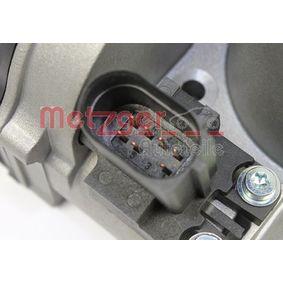 METZGER Drosselklappenstutzen 06A133063F für VW, AUDI, SKODA, SEAT bestellen