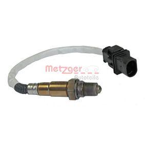 Lambdasonde METZGER Art.No - 0893363 OEM: 8201028297 für RENAULT, DACIA, RENAULT TRUCKS kaufen