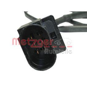 METZGER Lambdasonde 022906262R für VW, AUDI, SKODA, SEAT bestellen