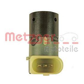 Parkovací senzor (0901036) výrobce METZGER pro SKODA Octavia II Combi (1Z5) rok výroby 06.2009, 105 HP Webový obchod