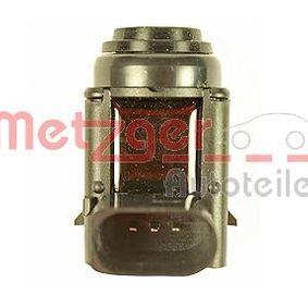 METZGER Sensor, Einparkhilfe grundiert hinten Ultraschallsensor 4250032607418 Bewertung