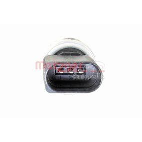 Tlakový vypínač, klimatizace METZGER (0917093) pro SKODA OCTAVIA ceny