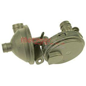 Valvola, Ventilazione carter METZGER Art.No - 2385001 OEM: 11617501566 per BMW, MINI comprare