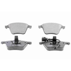 Bremsbelagsatz, Scheibenbremse VAICO Art.No - V10-8183-1 OEM: 1K0698151B für VW, AUDI, FORD, SKODA, NISSAN kaufen