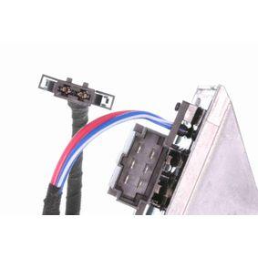 VEMO Regler, Innenraumgebläse 6Q2907521 für VW, AUDI, SKODA, SEAT bestellen