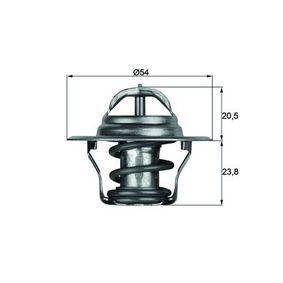 Θερμοστάτης MAHLE ORIGINAL (TX 14 87D) για NISSAN MICRA τιμές