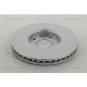 TRISCAN Bremsscheibe 4246W2 für PEUGEOT, CITROЁN, PIAGGIO, DS, TVR bestellen