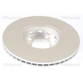 TRISCAN Bremsscheibe 4B0615301B für VW, AUDI, SKODA, SEAT, PORSCHE bestellen