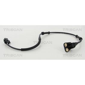 Sensor, Raddrehzahl TRISCAN Art.No - 8180 21120 OEM: 96316715 für OPEL, CHEVROLET, DAEWOO, DAF kaufen