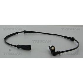 TWINGO II (CN0_) TRISCAN Sensor Raddrehzahl 8180 25113