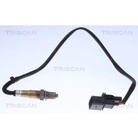 Lambdasonde TRISCAN Art.No - 8845 29052 OEM: 1K0998262G für VW, AUDI, SKODA, SEAT kaufen