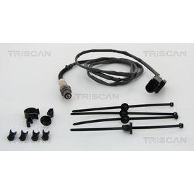 Lambdasonde TRISCAN Art.No - 8845 29119 OEM: 022906262R für VW, AUDI, SKODA, SEAT kaufen