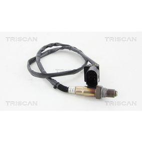 Lambdasonde TRISCAN Art.No - 8845 29170 OEM: 1K0998262G für VW, AUDI, SKODA, SEAT kaufen