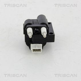 TRISCAN Zündspule 7700863021 für RENAULT, VOLVO, DACIA, RENAULT TRUCKS bestellen