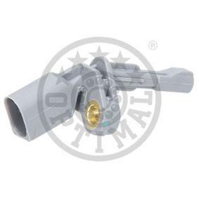 1K0927807A für VW, AUDI, SKODA, SEAT, Sensor, Raddrehzahl OPTIMAL (06-S474) Online-Shop