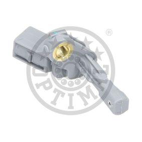 OPTIMAL 06-S474 Sensor, Raddrehzahl OEM - 1K0927807A AUDI, SEAT, SKODA, VW, VAG günstig