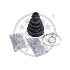 OPTIMAL Faltenbalg MK-810160 für AUDI A6 2.4 136 PS kaufen