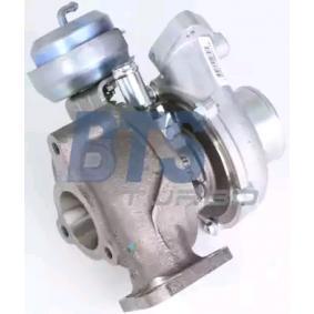 turbolader für opel astra h caravan (l35) 1.7 cdti (l35) 110 ps ab 2007