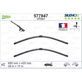 VALEO Wischblatt 61612209047 für BMW, ROLLS-ROYCE bestellen