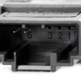VALEO VW GOLF Регулиращ елемент, смесваща клапа (715276)