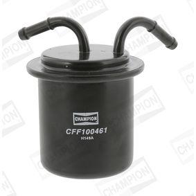 CHAMPION Kraftstofffilter 42072AA010 für NISSAN, SUBARU, BEDFORD bestellen