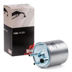 TWINGO II (CN0_) CHAMPION Dieselfilter CFF100492