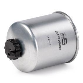 CHAMPION Kraftstofffilter (CFF100492) niedriger Preis