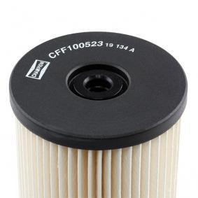 CHAMPION SKODA OCTAVIA Palivový filtr (CFF100523)