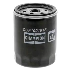 CHAMPION COF100101S Filtre à huile OEM - 4434791 ALFA ROMEO, FIAT, INNOCENTI, IVECO, LANCIA, SEAT, VW, ZASTAVA, DACIA, DAEWOO, VAG, ALFAROME/FIAT/LANCI, AUTOBIANCHI à bon prix