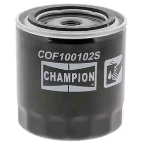 222721 für OPEL, IVECO, PIAGGIO, Ölfilter CHAMPION (COF100102S) Online-Shop