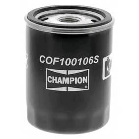 CHAMPION COF100106S Ölfilter OEM - 7984778 GMC, OPEL, SKODA, VAUXHALL, CHEVROLET, DAEWOO, GENERAL MOTORS günstig