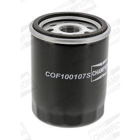CHAMPION FIAT PUNTO Sistema de ventilación del cárter (COF100107S)