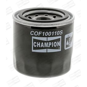 Oil filter CHAMPION (COF100110S) for MAZDA 5 Prices