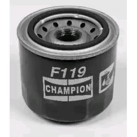 CHAMPION Oil filter COF100119S